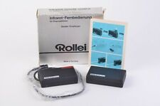 Nib Rollei Ir Remote Control 02 For Diaprojektoren Projector, Instructions