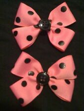Women's Girls and Infant hair bows by Bowocalypse - All custom