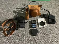 Panasonic LUMIX DMC-LX 100 Digitalkamera - Schwarz