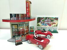Diorama Pedal Car - Drive-in