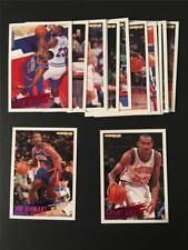 1994/95 Fleer Detroit Pistons Team Set 13 Cards Grant Hill RC