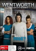 Wentworth : Season 4 : NEW DVD