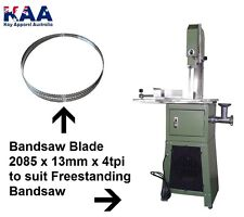 Butchers Bandsaw Blade 2085 x 13mm x 4 TPI to suit Freestanding Bandsaw