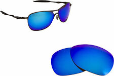 Best OW Polarized Replacement Lenses for Oakley CROSSHAIR (OO6014) Blue Mirror