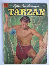 Edgar Rice Burroughs' Tarzan #49 (Oct 1953, Dell) [VG+ 4.5]