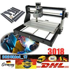 DIY CNC 3018 Pro Graviermaschine 3 Achsen GRBL-Steuerung Laser Fräsmaschine ER11