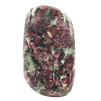 Cts. 29.40 Natural Charming Eudialyte Cabochon fancy Cab Loose Gemstone
