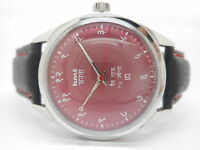 hmt janata hindi hand winding men's vintage india made watch run order