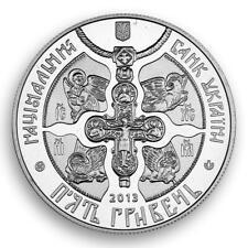 Ukraine, 5 UAH, 1025th Anniversary of Christianization of Kyivan Rus, 2013