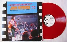 JIMI HENDRIX  (LP 33T)  EXPERIENCE PART TWO -  RED VINYL
