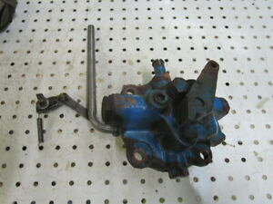 Ford 4600 Hydraulic Flow Response Valve Assembly in Good Condition