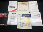 Vintage Computer Book lot Packard Bell, Microsoft, Programming PC picture