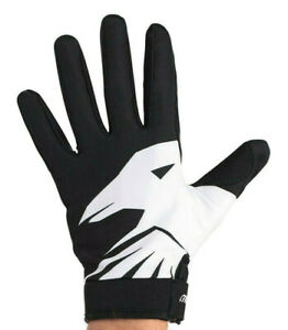 SHADOW CONSPIRACY CONSPIRE BMX MTB MOTO X GLOVES TOUCH SCREEN FOX BLACK WHITE