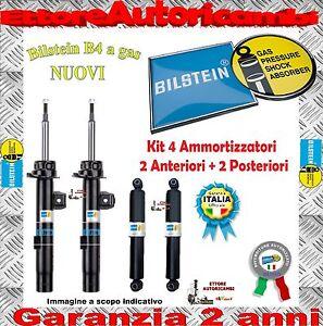 4 AMMORTIZZATORI BILSTEIN B4 VOLKSWAGEN VW POLO (6R) DAL 2009 - NUOVI -