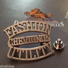 Pin's Folies * Vintage badge Chevignon Clothes Fashion Paris rare 7