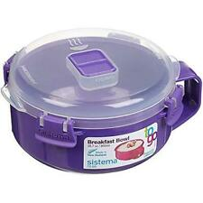 Sistema Microwave Breakfast Bowl, 850ml, Assorted