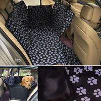 Waterproof Pet Dog Car Suv Rear Back Seat Protector Cover Pad Cushion Footprint