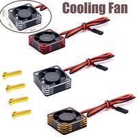 Cooling Fan Motor 5V-7.4V Für 540 550 Motor RC Auto Kühlkörper Lüfter Radiator