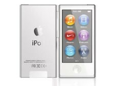 Apple iPod Nano 7th Gen  16GB Silver
