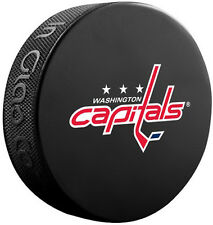 Washington Capitals Official NHL Logo Souvenir Hockey Puck