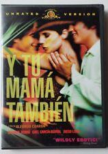 Y Tu Mama Tambien - Dvd
