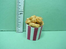 Dollhouse Miniature Bucket of Chicken #F115 - 1/12th Scale Non-Edible Clay