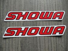 Aufkleber Sticker Honda Showa Racing Tuning Biker FX Motorcross Motorradsport GT