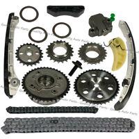 Quality VVT Acuator Full Timing Chain Kit For MAZDA 3 6 CX-7 2.3L MPS ER BL ER