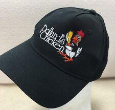 Pollards Chicken Baseball Hat Employee Work Embroidered Logo Strapback Virginia