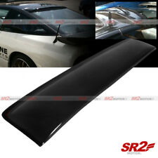 Rear Roof Spoiler Window Visor Shade Guard Wing fits 89-94 Nissan 240SX S13