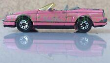 Matchbox - Cadillac Allante' - C 1987 - Die-Cast - Approx Scale 1:64