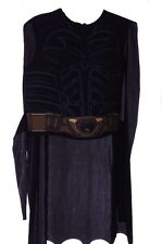 Boys Batman The Dark Night Rises Halloween Costume Overlay Cape medium 7 8 NEW