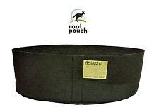 Grand Root Pouch noir (946L-250Gallon) Géotextile Smart grow Pot container