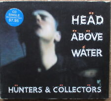 HUNTERS & COLLECTORS - HEAD ABOVE WATER COLLECTOR'S TOUR CD - IN EX CONDITION