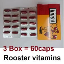 Vitamins supplementary food rooster chicken Booster popular healthy strong pill