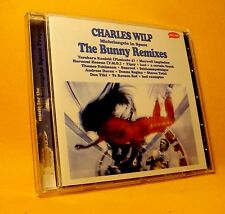 CD Charles Wilp Michelangelo In Space The Bunny Remixes 19TR 2000 IDM, Space-Age