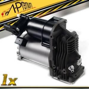 Air Suspension Compressor for BMW E70 X5 E71 X6 37206789938 3.0L 4.4L 2007-2014