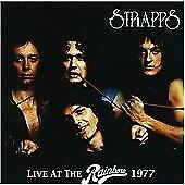 Strapps - Live at the Rainbow 1977 (2008)  CD  NEW/SEALED  SPEEDYPOST