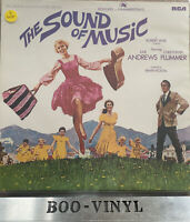"Original Film Soundtrack ""The Sound Of Music"" 1965 UK  Vinyl LP SB6616 NR MINT"