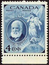 1947 CANADA ALEXANDER GRAHAM BELL 100th ANNIVERSARY/BIRTH 4¢ STAMP MNH Scott 274