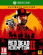 RED DEAD REDEMPTION 2 ULTIMATE EDITION XBOX ONE / NO CD / OFFLINE / READ DESC