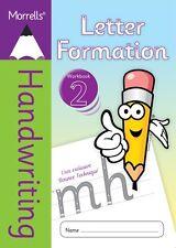 Morrells Handwriting Books Letter Formation Writing Cursive Practice Workbook 2