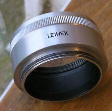 Novoflex leihek LTM Tubo di prolunga adattatore step up per Hektor HEAD 42.5mm