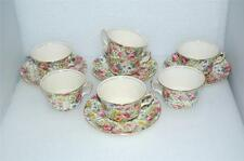 Royal Winton Grimwades Summertime Tea Coffee 7 Cups & 4 Saucers