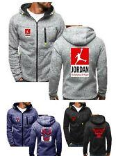 Men's Jacket Michael Jordan 23 Hoodies Coat Outwear Clothing Sports Coat Jersey