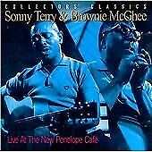 Brownie McGhee - Live at the New Penelope Cafe (Live Recording, 1998)