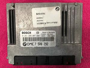 BMW E46 318i 143Ps N42 N46 Motorsteuergerät Steuergerät Motor