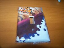 Finding Nemo Light Switch Plate