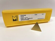 Kennametal Tpg432 Tpgn220408 New Carbide Inserts 1183074 Grade Kc730 5pcs