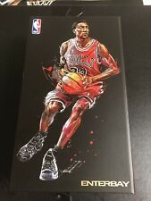 Scottie Pippen Enterbay Figure 1/9 Scale Series 2 Motion Brand New In Box